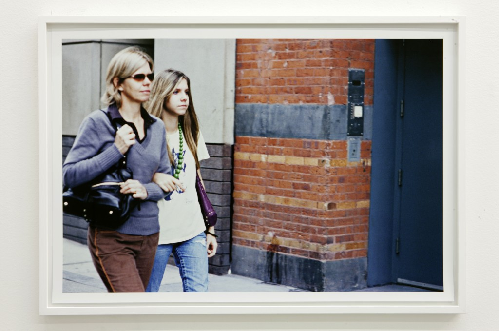 Anne Daems 72 Girls and Some Boys Who Could Be Models, 2006 Framed pigment print 66.5x46.5 cm, ed. 3 26.000 SEK
